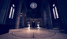 Catedral da benevolência, San Francisco Foto de Stock Royalty Free