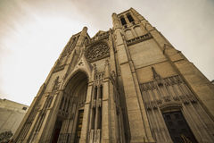Catedral da benevolência, San Francisco Imagem de Stock Royalty Free