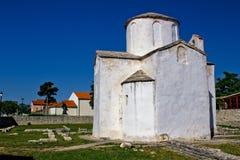 Catedral da cruz santamente - a menor no mundo Foto de Stock
