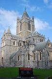 Catedral da igreja de Christ - Dublin Imagem de Stock