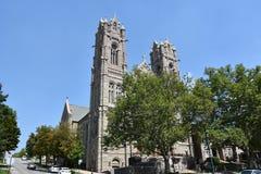 Catedral da Madeleine em Salt Lake City Foto de Stock Royalty Free
