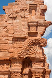 Catedral da missão de San Ignacio Fotos de Stock Royalty Free