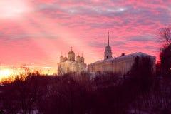 Catedral da suposição fotografia de stock royalty free