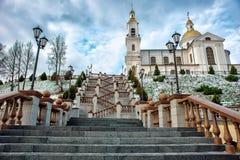 Catedral da suposição Fotos de Stock