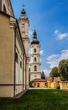 Catedral da suposição de Virgem Maria Fotografia de Stock