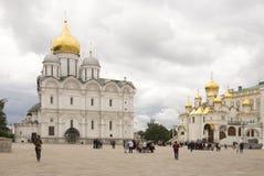 Catedral da suposição do Kremlin Imagem de Stock Royalty Free