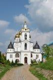 Catedral da suposição em Dmitrov, Rússia fotos de stock royalty free