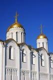 Catedral da suposição em Vladimir, Rússia Imagem de Stock Royalty Free
