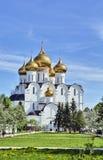 A catedral da suposição, Yaroslavl Fotografia de Stock Royalty Free