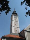 Catedral da torre Fotografia de Stock Royalty Free