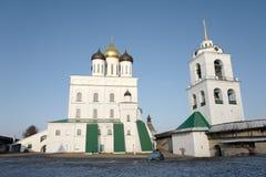 Catedral 1682-1699 da trindade Imagem de Stock