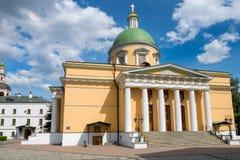 Catedral da trindade de St Daniel Monastery Imagens de Stock