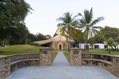 Catedral Darwin da igreja de Cristo fotografia de stock