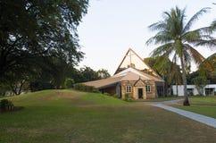 Catedral Darwin da igreja de Cristo foto de stock royalty free