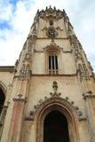 Catedral de圣萨尔瓦多,奥维耶多西班牙 免版税库存照片