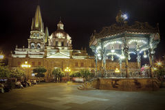 Catedral de Γουαδαλαχάρα στοκ εικόνες