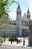 Catedral de Λα Almudena Στοκ εικόνες με δικαίωμα ελεύθερης χρήσης