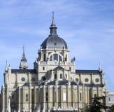 catedral de Λα almudena Στοκ φωτογραφία με δικαίωμα ελεύθερης χρήσης