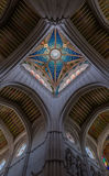 Catedral de Ла Almudena Внутренн II Стоковое Фото