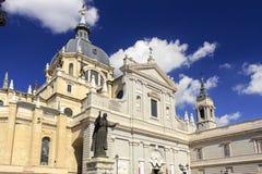 Catedral de Мадрид 03 Стоковое Фото
