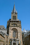 Catedral de Aix-la-Chapelle foto de stock royalty free