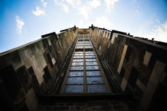Catedral de Aix-la-Chapelle foto de stock royalty free