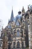 Catedral de Aix-la-Chapelle Imagem de Stock Royalty Free