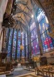 Catedral de Aix-la-Chapelle, Alemanha Imagens de Stock Royalty Free