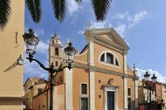 Catedral de Ajácio Fotos de Stock