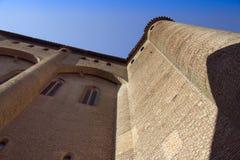 Catedral de Albi Fotos de archivo libres de regalías