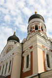 Catedral de Alexander Nevsky Fotos de archivo libres de regalías