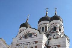 Catedral de Alexander Nevsky Fotografía de archivo