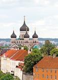Catedral de Alexander Nevsky Fotos de archivo