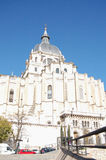 Catedral De Almudena 2, Spanien stockfotos