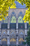 Catedral de Altenberg Fotografía de archivo
