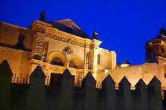 Catedral de América Foto de archivo libre de regalías