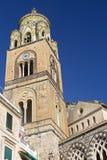 Catedral de Amalfi Foto de archivo