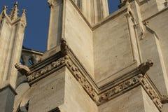 Catedral de Amiens fotos de archivo libres de regalías
