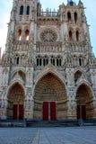 Catedral de Amiens Arquitetura gótico francesa foto de stock royalty free