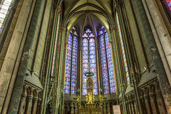 Catedral de Amiens, picardie, Francia Foto de archivo
