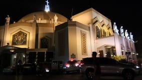 Catedral de Antipolo Fotos de archivo libres de regalías