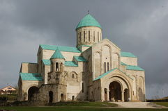 Catedral de Bagrati en Kutaisi, Georgia Fotografía de archivo