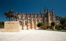 Catedral de Batalha, Portugal Imagenes de archivo