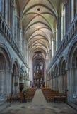 Catedral de Bayeux, França Foto de Stock Royalty Free