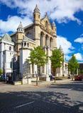 Catedral de Belfast imagens de stock