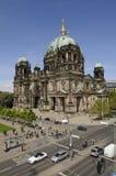 Catedral de Berlín Foto de archivo libre de regalías