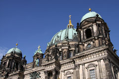 Catedral de Berlín Imágenes de archivo libres de regalías