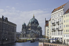 Catedral de Berlín imagen de archivo
