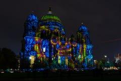 Catedral de Berlín (Dom del berlinés) Foto de archivo