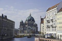 Catedral de Berlim Imagem de Stock